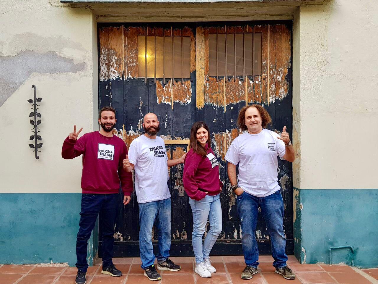 staff muchaMasia