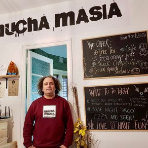 Staff MuchaMasia Enric Selfa