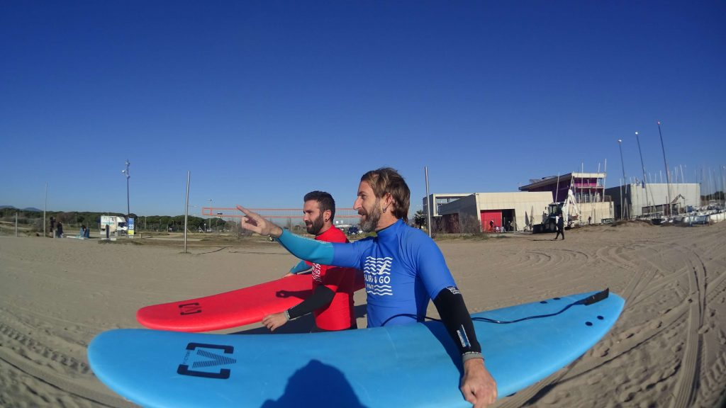 Surf en El Prat