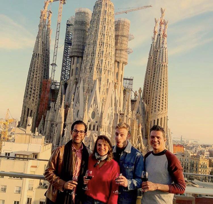 Os Presentamos Las Tres Mejores Terrazas Con Vistas De Barcelona